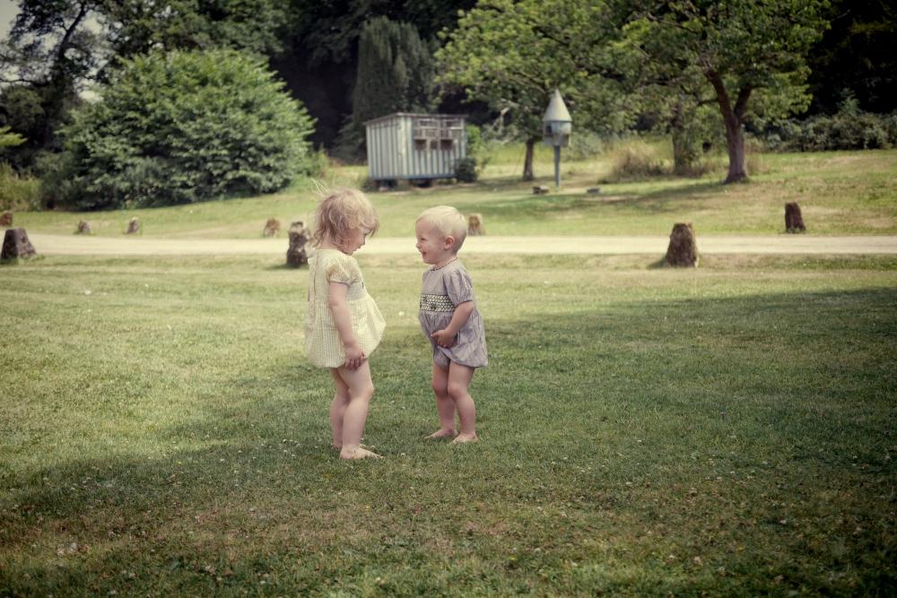 Romaine and Oscar